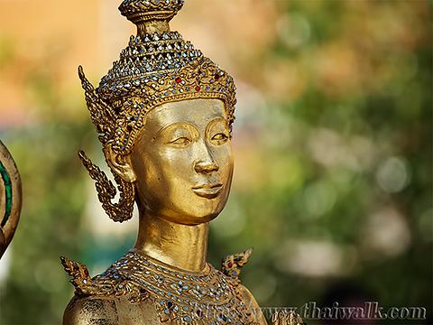 Kinnari 02 – Wat Phra Kaew