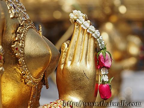Kinnari 03 – Wat Phra Kaew