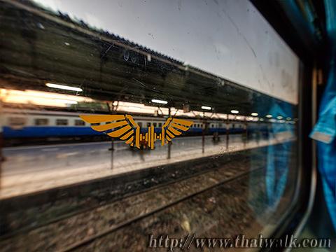 Train travel to Chiang Mai 001