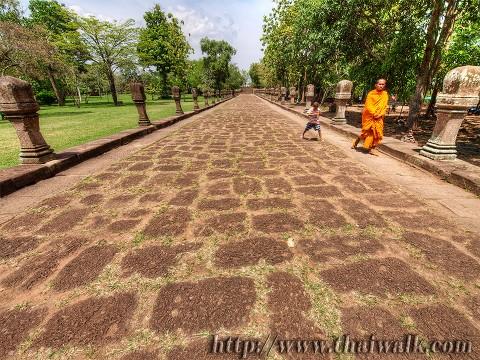 Phanom Rung - the walkway Part.5