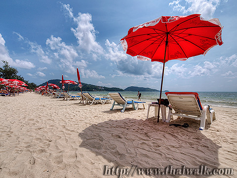 Daytime at Patong Beach Part.1