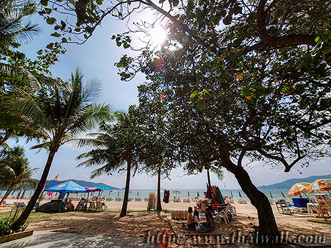 Daytime at Patong Beach Part.4