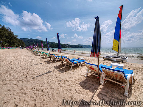 Daytime at Patong Beach Part.5