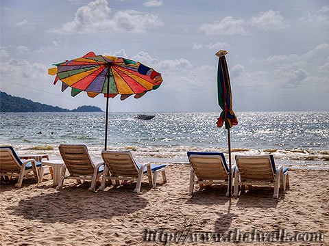 Daytime at Patong Beach Part.6