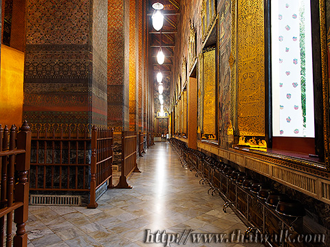 The Reclining Buddha at Wat Pho No.13