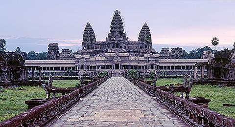 Angkor Wat in 1995