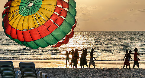 Daytime at Patong Beach