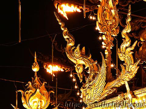 The Clock Tower in Chiang Rai No.11
