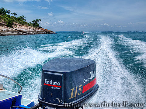 On the way to Ko Samet No.11