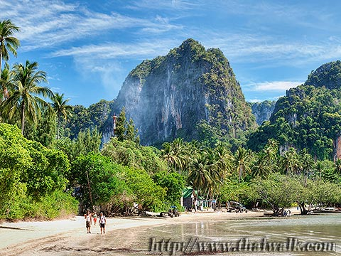 Railay East Beach No.15
