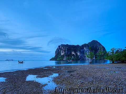 Railay East Beach No.08