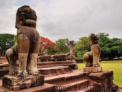 Phimai Historical Park Part 1 No.01