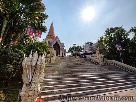 Phra Pathom Chedi - just outside No.02