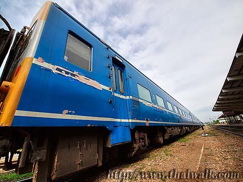Trang Railway Station No.03